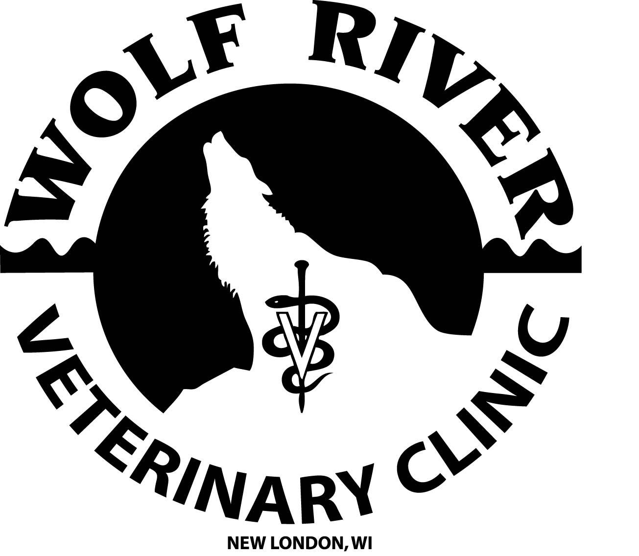 Wolf River Veterinary logo