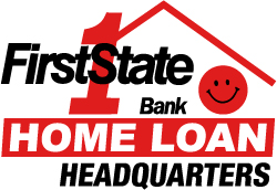 First State Bank Home Loan Headquarters logo
