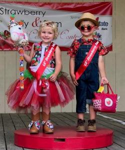 2018 Lil' Strawberry Sally & Sam Contest Winners